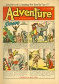 Adventure (1921-1961 D.C. Thompson) British Story Paper 1450