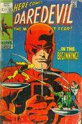 Daredevil (1964 1st Series) UK Edition 53UK