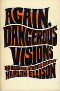 Again, Dangerous Visions HC (1972 Doubleday) Edited by Harlan Ellison 1-1ST