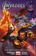 All New Invaders TPB (2014-2015 Marvel NOW) 3-1ST