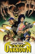 Parts Unknown TPB (2015 Afterburn Comics) 3rd Edition 1-1ST