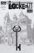 Locke and Key Welcome to Lovecraft (2014) Convention Edition 1
