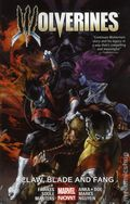 Wolverines TPB (2015 Marvel NOW) 2-1ST