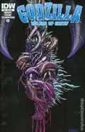 Godzilla Rulers of Earth (2013 IDW) 24SUB