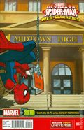 Ultimate Spider-Man Web Warriors (2014) Marvel Universe 7