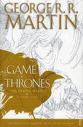 Game of Thrones HC (2012-2015 Dynamite/Bantam) A Song of Ice and Fire Graphic Novel 4-1ST