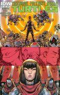 Teenage Mutant Ninja Turtles (2011 IDW) 46A