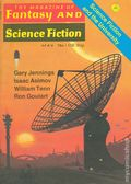 Fantasy and Science Fiction (1949-Present Mercury Publications) Pulp Vol. 42 #5