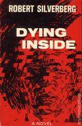 Dying Inside HC (1972 Novel) By Robert Silverberg 1-1ST