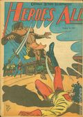 Heroes All - Catholic Action Illustrated (1943-1948 H.A. Company) Vol. 5 #17