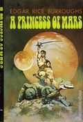 Princess of Mars HC (1970 Doubleday Novel) By Edgar Rice Burroughs and Frank Frazetta 1-1ST
