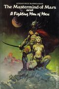 Mastermind of Mars and A Fighting Man of Mars HC (1973 Doubleday Novel) By Edgar Rice Burroughs and Frank Frazetta 1-1ST
