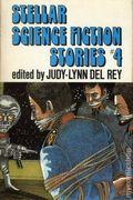 Stellar Science Fiction Stories HC (1974-1981 Del Rey Books) 4-1ST