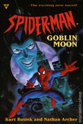 Spider-Man Goblin Moon HC (1999 Novel) 1B-1ST