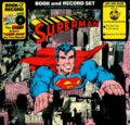 Superman Book and Record Set (1975) Peter Pan/Power Records 514R
