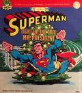 Superman Book and Record Set (1975) Peter Pan/Power Records 2600