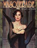 Masquerade The Art of Maren SC (2001 SQP) 1-1ST