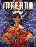 Inferno The Art of Tomas Giorello SC (2001 SQP) 1-1ST