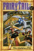 Fairy Tail TPB (2008-2018 Del Rey/Kodansha Digest) 2-REP