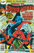 Spider-Woman (1978-1983 1st Series) UK Edition 12UK