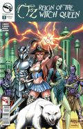 Oz Reign of the Witch Queen (2015 Zenescope) 1B