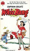 Captain Billy's Whiz Bang PB (1955 Crest Books) 1-1ST