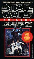 Star Wars Trilogy PB (1993 Del Rey Novel) 1-REP