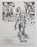 Apparitions by Berni Wrightson Portfolio (1978) 1978SIGNED
