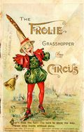 Frolie Grasshopper Circus (1897) Quaker Oats giveaway 1