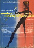 Magazine of Fantasy and Science Fiction (1949-Present Mercury Publications) Pulp Vol. 1 #2