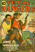 Texas Rangers (1936-1958 Standard) Pulp Vol. 17 #2