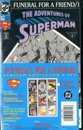 Superman Funeral For a Friend Limited Collector's Set (1993) SET 1
