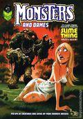 Monsters and Dames HC (2009 Brandstudio Press) Emerald City Comic Con 2013