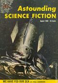 Astounding Science Fiction (1938-1960 Street and Smith) Pulp Vol. 61 #6