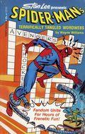 Spider-Man's Terrifically Tangled Wordwebs SC (1977 Tempo Books) 1-1ST