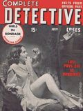 Complete Detective Cases (1939 Timely) True Crime Magazine Vol. 2 #4