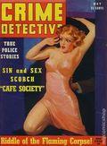 Crime Detective (1938-1953 1st Series) True Crime Magazine Vol. 2 #6