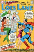 Superman's Girlfriend Lois Lane (1958) UK Editions 97UK