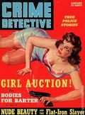 Crime Detective (1938) True Crime Magazine Vol. 3 #2