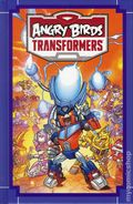 Angry Birds/Transformers: Age of Eggstinction HC (2015 IDW) 1-1ST