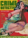 Crime Detective (1938-1953 1st Series) True Crime Magazine Vol. 4 #1