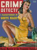Crime Detective (1938-1953 1st Series) True Crime Magazine Vol. 4 #4