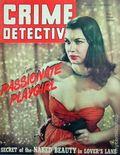 Crime Detective (1938-1953 1st Series) True Crime Magazine Vol. 7 #10