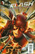 Flash Season Zero (2014 DC) 9