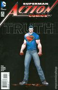 Action Comics (2011 2nd Series) 41A