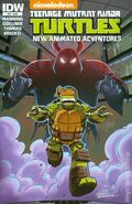 Teenage Mutant Ninja Turtles New Animated Adventures (2013 IDW) 23
