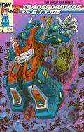 Transformers vs. G.I. Joe (2014 IDW) 7