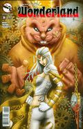 Grimm Fairy Tales Presents Wonderland (2012 Zenescope) 36B