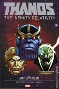 Thanos The Infinity Relativity HC (2015 Marvel) 1-1ST