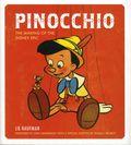 Pinocchio The Making of the Disney Epic HC (2015 Weldon Owen) 1-1ST